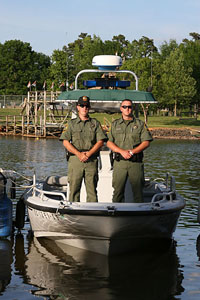 Law enforcement lake wylie marine commission for Sc dnr fishing license
