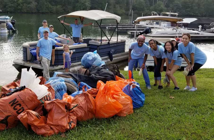 Save the Date – Saturday 10/05/19 for Lake Wylie Riversweep
